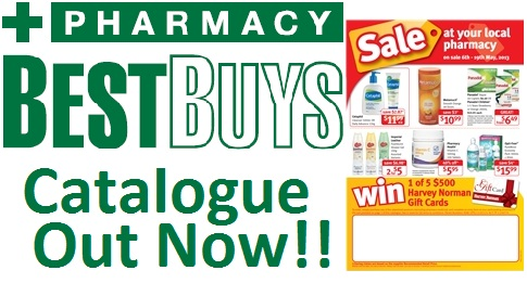 Pharmacy Best Buy- 08-19 May Health and Beauty